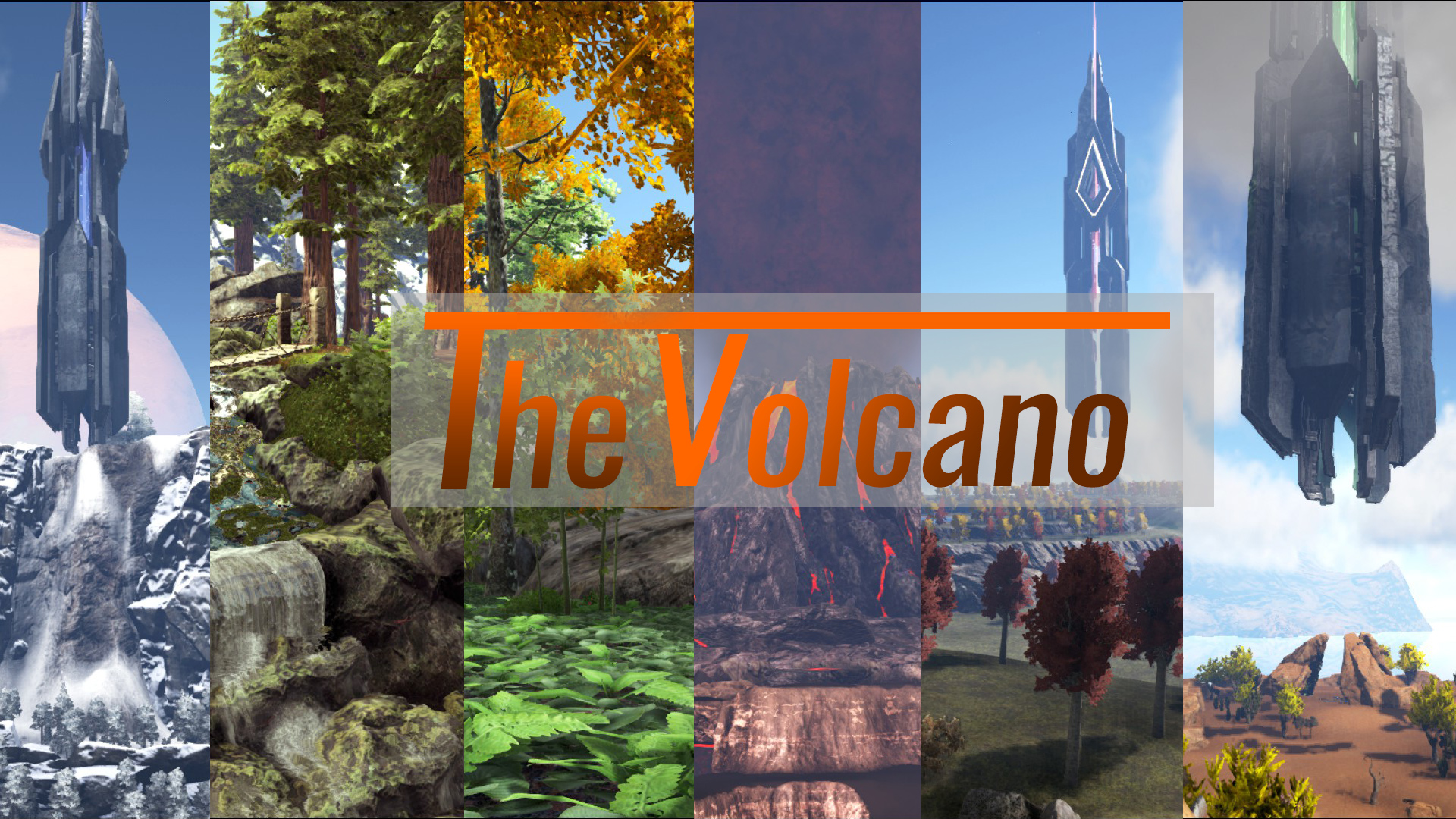 The Volcano Wiki Archives - Sicco Game Mods